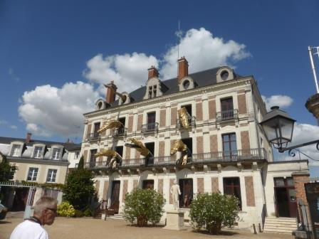 Maison de magic in Blois