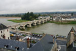 the loire river at amboise