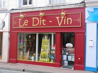 Le Dit Vin in Descartes