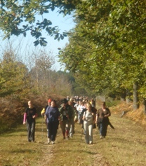Walking in thelLoire Valley
